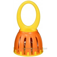 Hohner Kids 5 Handled Cage Bell Colors Vary