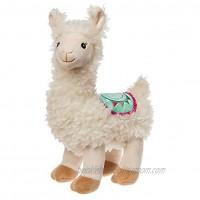 Mary Meyer Fuzzy Sherpa-Like Stuffed Animal Soft Toy Lily Llama 10-Inches