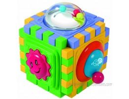 PlayGo 6 Sided Cute Cube