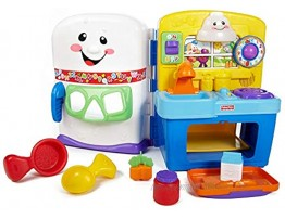 Fisher-Price Laugh & Learn Learning Kitchen Interactive Pretend Play Set [ Exclusive]