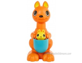 Little Tikes Fantastic Firsts Peeky Pals Kangaroo Press & Hop Toy Multicolor 648823E7C