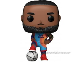 Funko Pop! Movies: Space Jam A New Legacy Lebron James  Exclusive