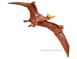 Jurassic World Pteranodon Sound Strike Medium-Size Dinosaur Action Figure Strike & Chomping Action Realistic Sounds Movable Joints 4 Years Old & Up