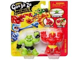 Moose Toys Goo JIT Zu Mini Pack Versus Blazagon vs Rockjaw