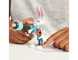 SPACE JAM: A New Legacy Baller Action Figure Bugs Bunny with Acme Blaster 3000
