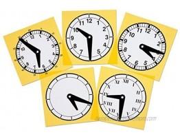 Overhead Clock Dials