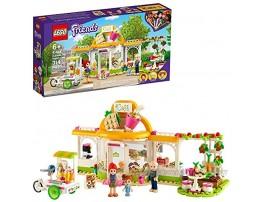 LEGO Friends Heartlake City Organic Café 41444 Building Kit; Modern Living Set for Kids Comes Friends Mia New 2021 314 Pieces