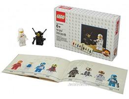Lego Minifigure Pack Retro Classic Astronaut and Robot Set 5002812