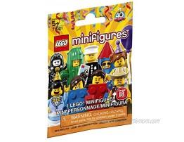 LEGO Minifigure Series 18: Party 1 Figure Building Kit 7 pieces