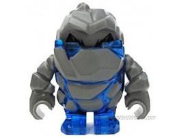 LEGO Rock Monster Glaciator Trans-Blue Power Miners Minifigure