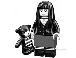LEGO Series 12 Collectible Minifigure 71007 Emo Spooky Girl