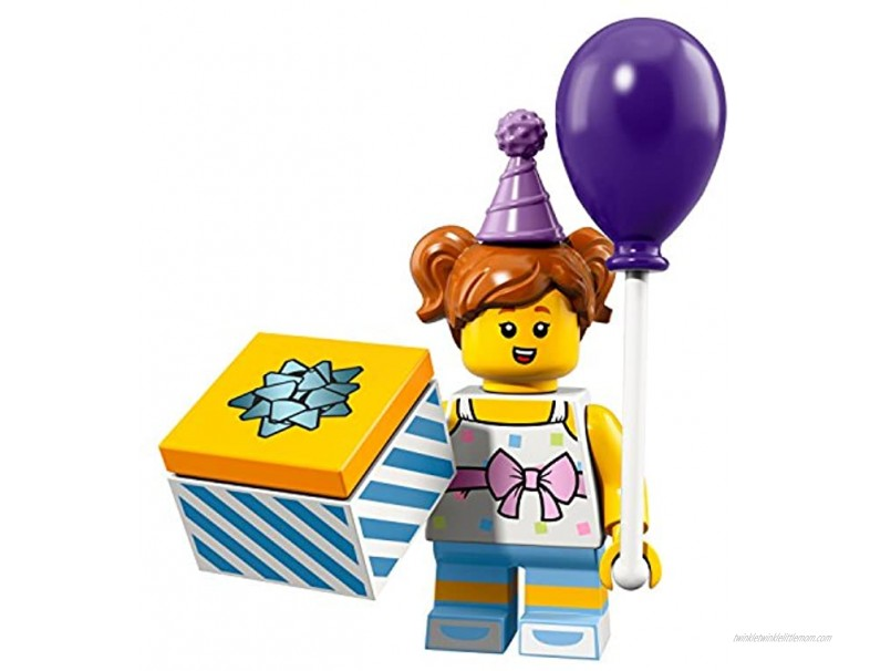 LEGO Series 18 Collectible Party Minifigure Birthday Party Girl 71021