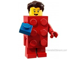 LEGO Series 18 Collectible Party Minifigure LEGO Brick Suit Guy 71021