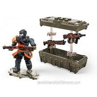 Mattel Mega Construx Call of Duty Firebreak Weapon Create Set