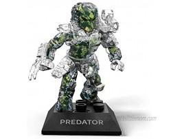Mega Contrux Black Series Clear Transparent Predator
