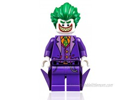 The LEGO Batman Movie Minifigure Joker with Large Grin and Cape 30523