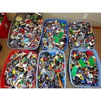 LEGO 4 Pounds Bulk Lot! Random Parts Pieces & Bricks