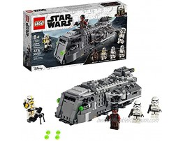 LEGO Star Wars Imperial Armored Marauder 75311 Awesome Toy Building Kit for Kids with Greef Karga and Stormtroopers; New 2021 478 Pieces
