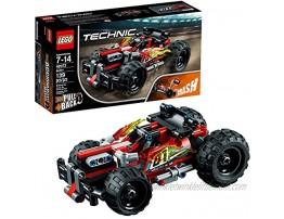 LEGO Technic BASH! 42073 Building Kit 139 Pieces