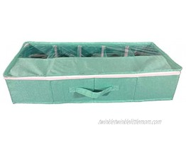 Brick Nation Storage Container Turquoise