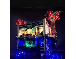 brickled LED Lighting Kit for Lego 75810 Stranger Things The Upside Down Lego Set not Included
