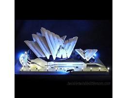 brickled Lighting kit 10234 Sydney Opera House Model Set not Included