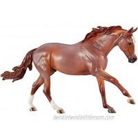 Breyer Horses Traditional Series Peptoboonsmal | Champion Cutting Horse | Horse Toy Model | 14 x 8 | 1:9 Scale Horse Figurine | Model #1829
