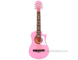 Guitar photo props musical instrument mini guitar model Mini Guitar Model 10cm Home Decorative Musical Instrument Ornament Gift Kids Toy