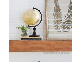 Deco 79 Globe with Metal & Wooden Details