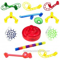 Marble Genius Booster Set Add-On Set 20 Marbulous Marble Run Toy Pieces