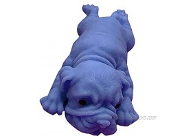 XUEKUN Squishy Sensory Stress Pug Dog Toys for Children Adults Teens Kids Decompression Squeeze Anxiety Relief Stress The Young Stress Anxiety Relief Toys for Home School