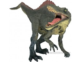 Higherbros Spinosaur Dinosaur Toy Jurassic Dinosaur Park Dinosaur World Action Figure Toy Kids Kids Birthday and Home Decoration Collection Dino Model Toy for Boys and Girls 3-12 Years Old