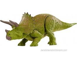 JURASSIC WORLD BATTLE DAMAGE Triceratops