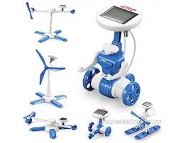 CIRO Solar Robot Science Kit Educational Toys for Kids Beginners STEM Learning Building Toys for Boys Girls