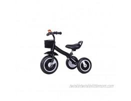 Baby Bicycle Young Child Bicycle Bicycle 1-3-2-6 Year Old Baby Stroller Boy Girl Toy Children's Gift Color : Blue