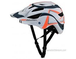 Troy Lee Designs Youth Kids | All Mountain | Mountain Bike Half Shell A1 Helmet Welter W MIPS