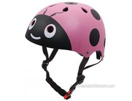 FerDIM Kids Adjustable Helmet Suitable for Toddler Kids Ages 3-8 Boys Girls Multi-Sport Safety Cycling Skating Scooter Helmet