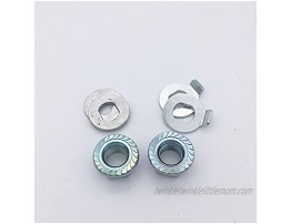 AIMINDENG Electric Scooter Motor Nut Cap Fit for Minimotors Scooter