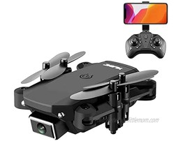N\C Mini Drone Hd Aerial Photography 4K Pixel Dual Camera Four Axis Aircraft Toy Remote Control Aircraft