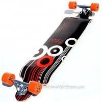 Atom Drop Deck Longboard 41-Inch