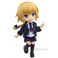 Good Smile Fate Apocrypha: Ruler Casual Version Nendoroid Doll Action Figure Multicolor Model: G12095