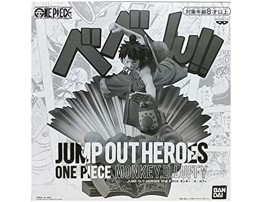 One Piece Figure Statue Extreme Figure Monkey.D.Luffy Shonen Jump Exclusive Products About 5.9
