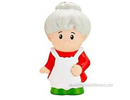 Replacement Parts for Little People 2019 ~ Fisher-Price Little People Advent Calendar DGF96 ~ Replacement Mini Mrs. Santa Claus Toy Figure