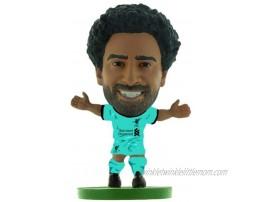 Soccerstarz Liverpool Mohamed Salah Away Kit 2021 Version  Figures