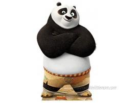 Star Cutouts stsc808–Giant Figure–Po Kung Fu Panda 2–156cm