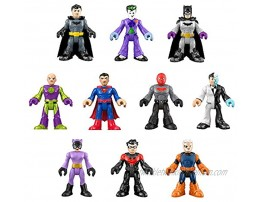 Fisher-Price Imaginext Dc Super Friends Ultimate Hero Villain Match-Up [ Exclusive]