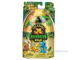 Treasure X Dino Gold Dino Hunters UNbox with The Classic Experience Will You find Real Gold Dipped Treasure?